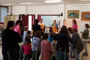 """L'Escola de Mares i Pares de Berga passa a dir-se 'Escola de Famílies' per incloure """"qualsevol model de família"""""""
