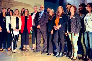L'ACEBsuma desborda el monestir de Sant Llorenç i promet donar eines per enfortir les dones emprenedores