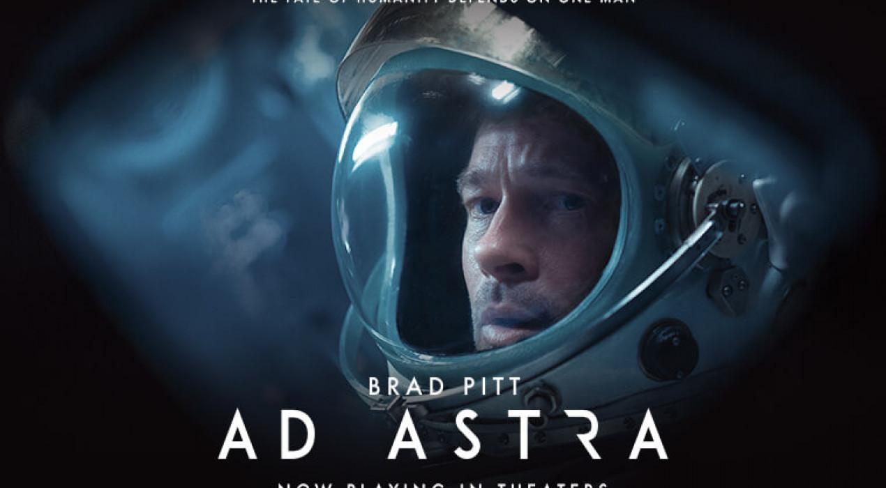 Cinema a BERGA: AD ASTRA