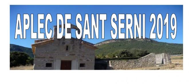 Aplec a Sant Serni de Clarà 2019 @ Ermita de Sant Serni de Clarà (AVIÀ)