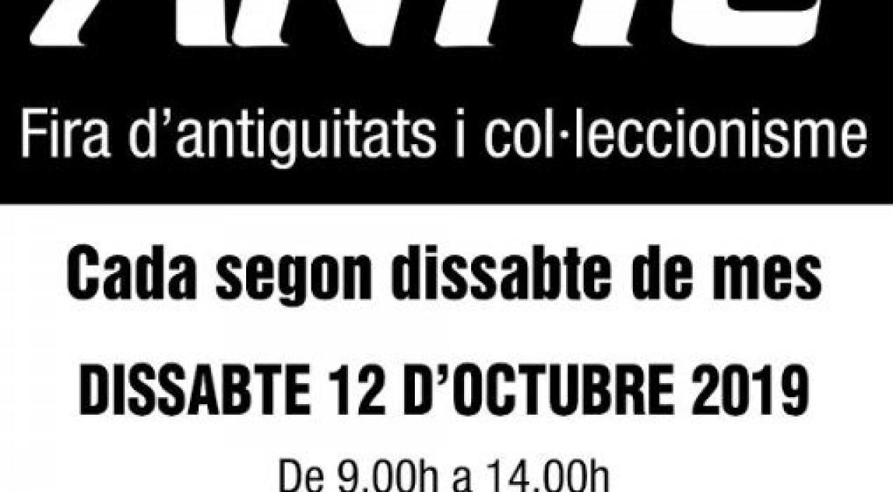 BERGA ANTIC · octubre 2019