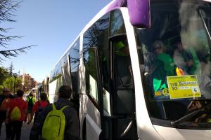 Busos des de Berga, l'Alt i el Baix Berguedà per anar a la manifestació de dissabte a Barcelona