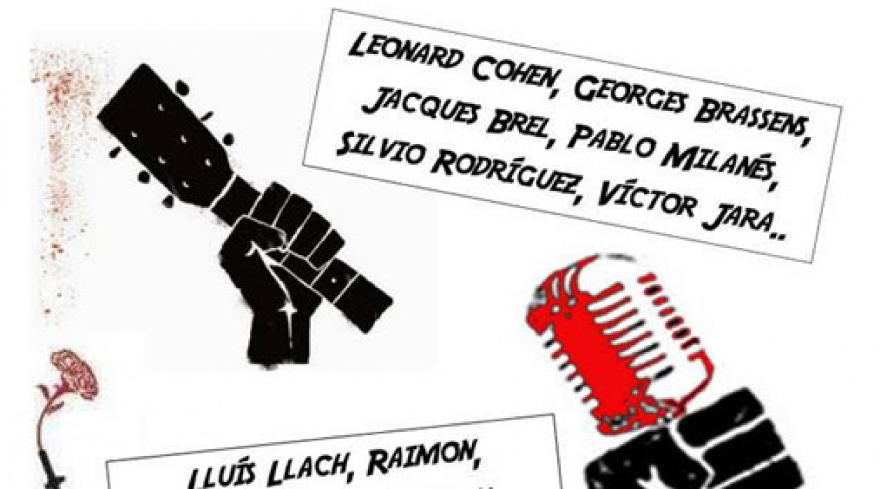 Club de Música: Parlem de cançó de protesta