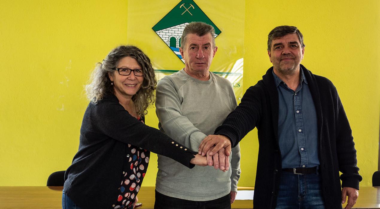 El canicross i la caminada solidària de Cercs donaran els seus beneficis a Ginkgo i a la campanya per curar l'Arlet