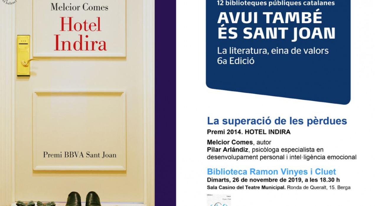Club de lectura: Hotel Indira