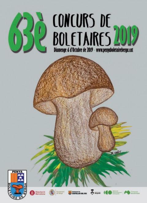 63è Concurs de Boletaires (2019) @ Pla de Puigventós (Castellar del Riu)