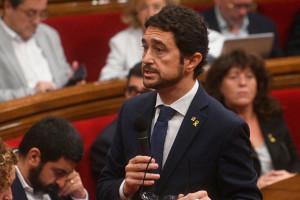 """Damià Calvet descarta la incineració com a """"política modernitzadora en gestió de residus"""""""