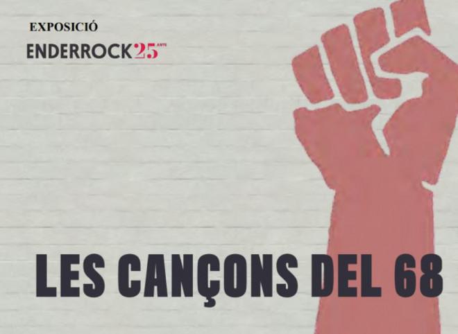 Exposició Les Cançons del 68 @ Biblioteca Ramon Vinyes i Cluet (BERGA)