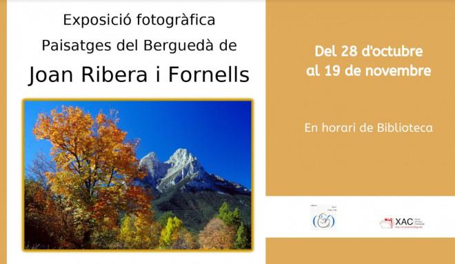 Exposició fotogràfica Paisatges del Berguedà @ Biblioteca Ramon Vinyes i Cluet (BERGA)