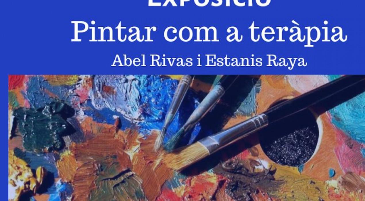Exposició: Pintar com a teràpia