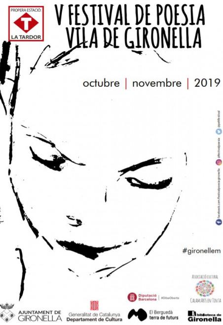 Festival de Poesia Vila de Gironella 2019 @ Local del Blat (Gironella)