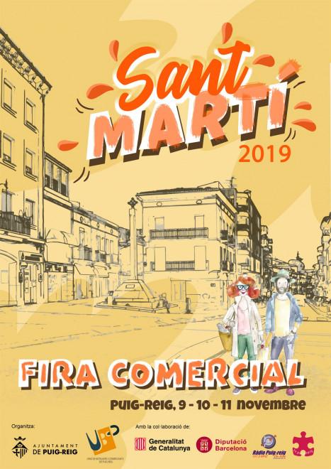 Fira de Sant Martí 2019 @ Puig-reig