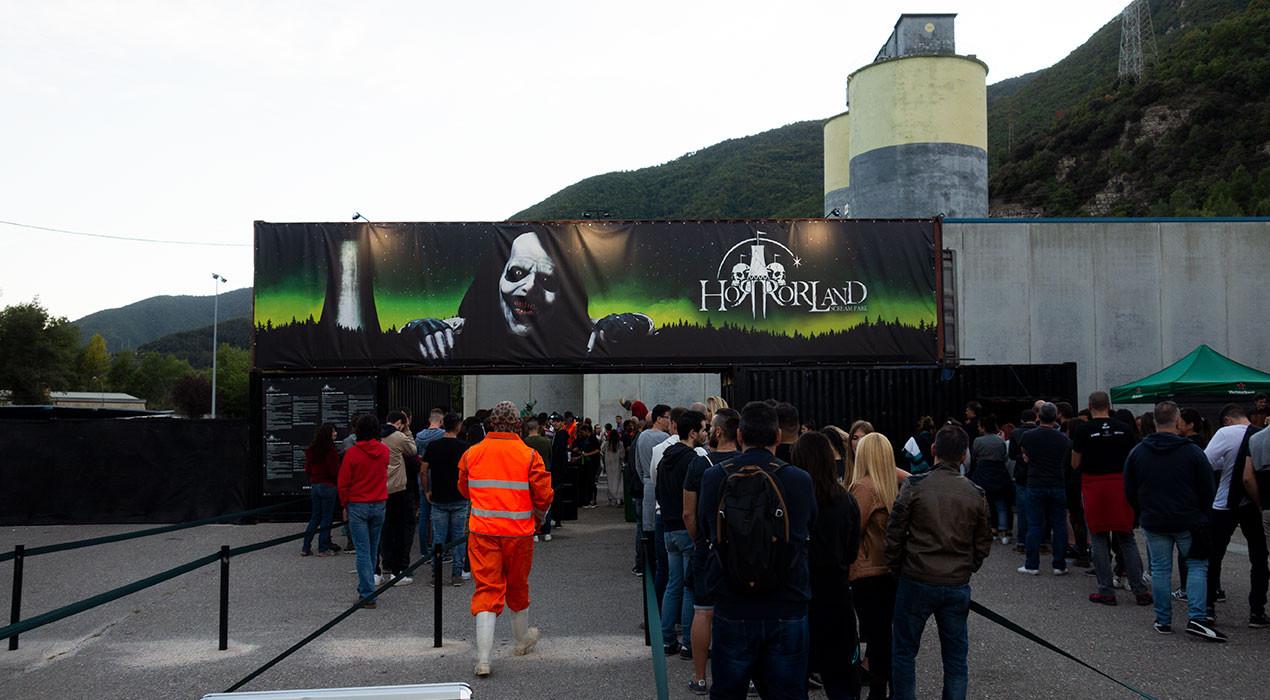 """Horrorland anuncia que torna per Halloween amb aforament """"molt limitat"""" i mesures especials"""