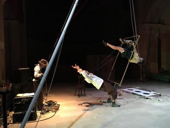 """Josafat"" @ Teatre Municipal de Berga"