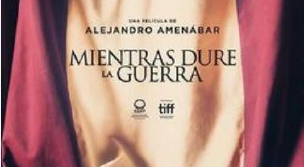 Cinema  Berga: MIENTRAS DURE LA GUERRA