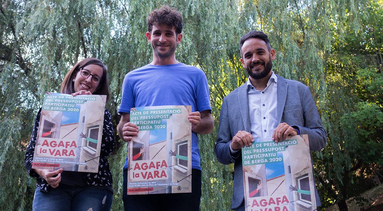 Berga destina 30.000 euros als seus primers pressupostos participatius