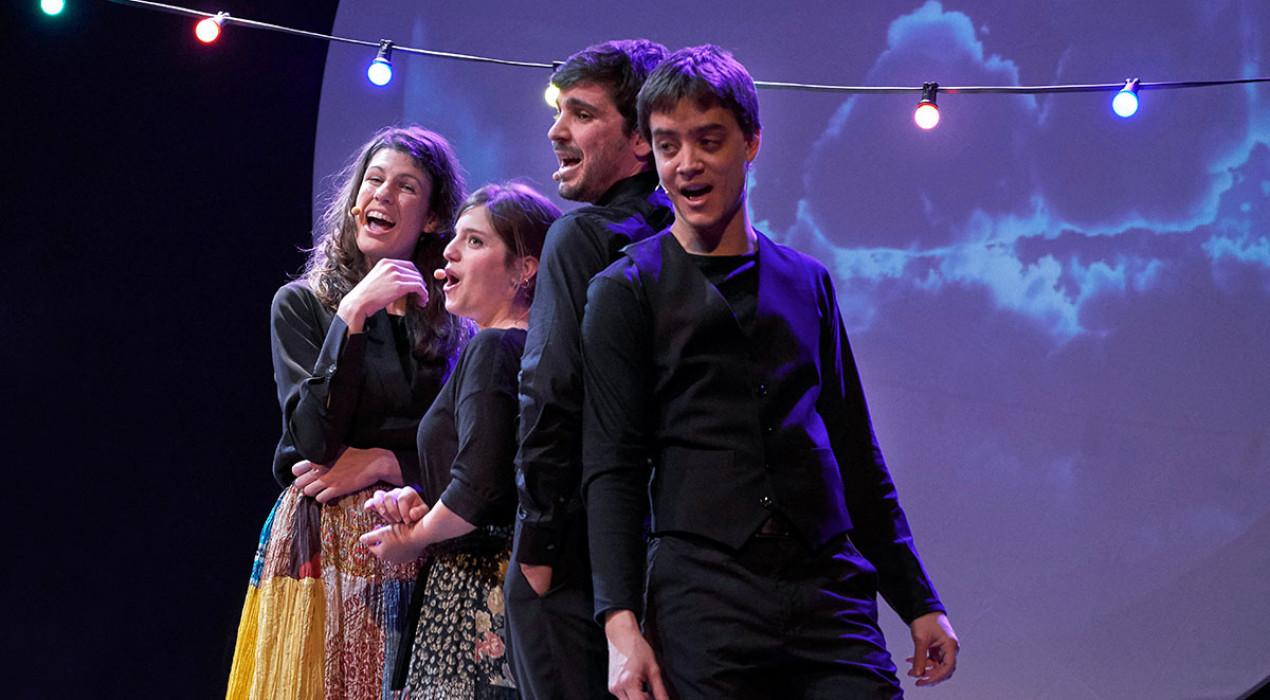 El Quartet Mèlt, protagonista del Concert de Patum d'aquest any