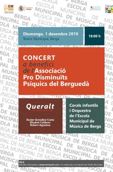 Queralt! Un petit musical @ Teatre Municipal de Berga