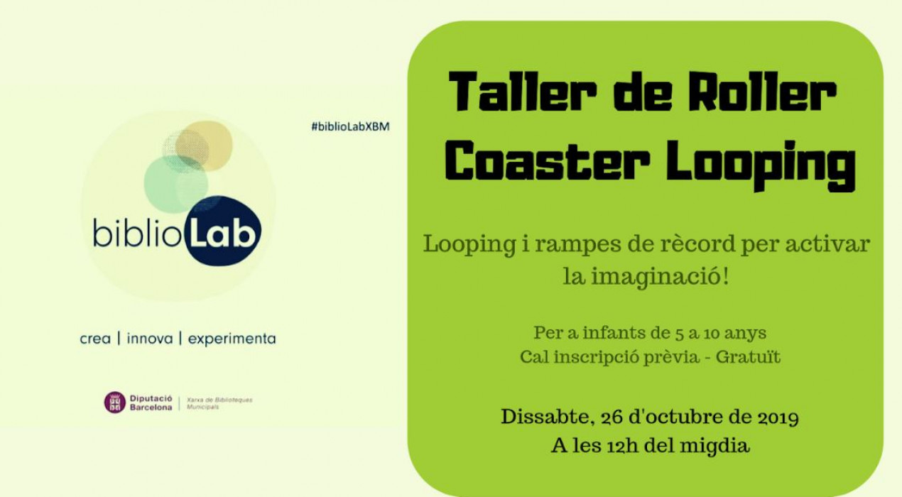 Taller de Roller Coaster Looping