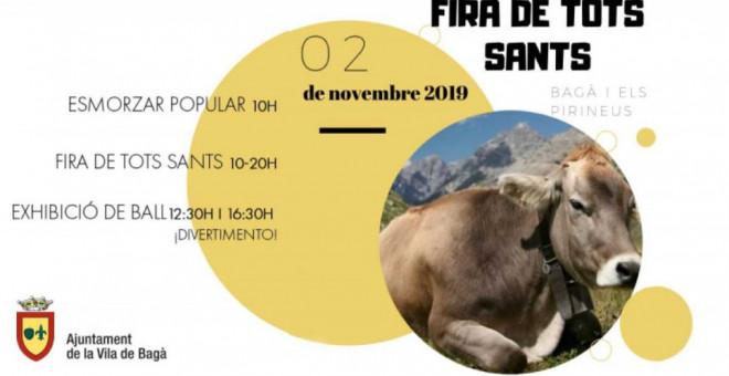 Fira de Tots Sants 2019 a Bagà @ Passeig del Raval (BAGÀ)