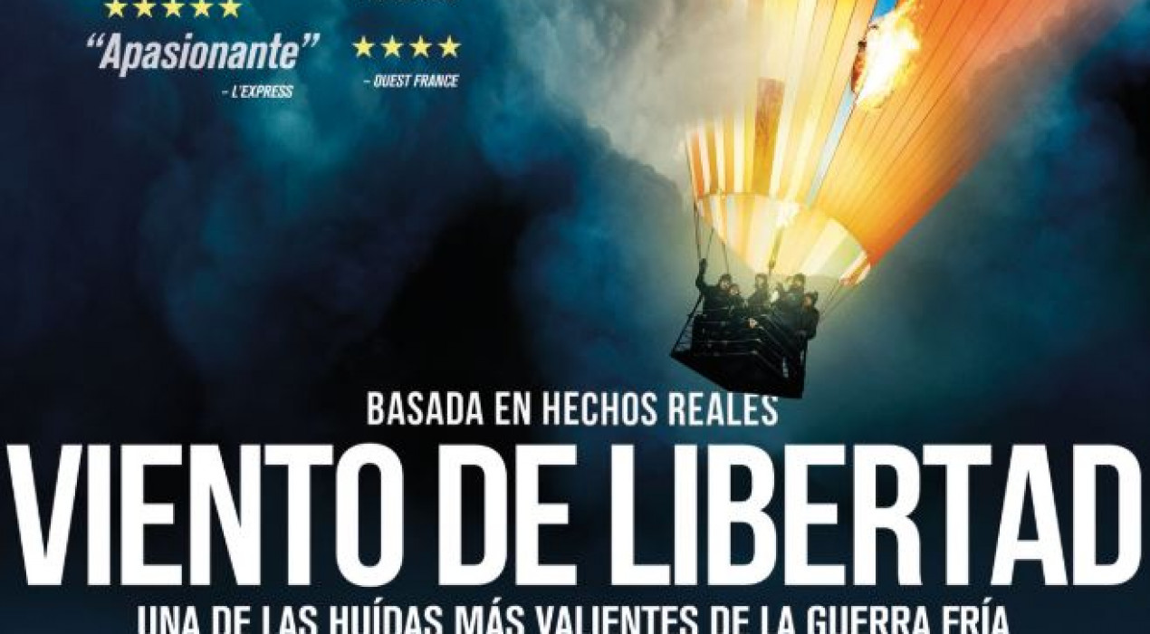 Cinema a BERGA: VIENTO DE LIBERTAD