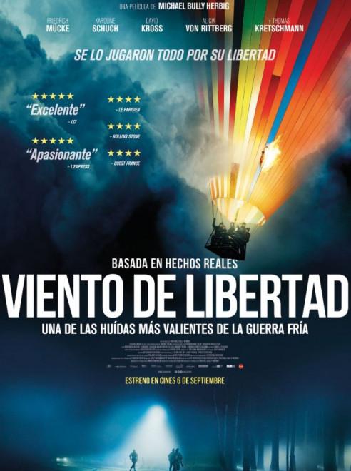 Cinema a BERGA: VIENTO DE LIBERTAD @ Teatre Patronat de Berga