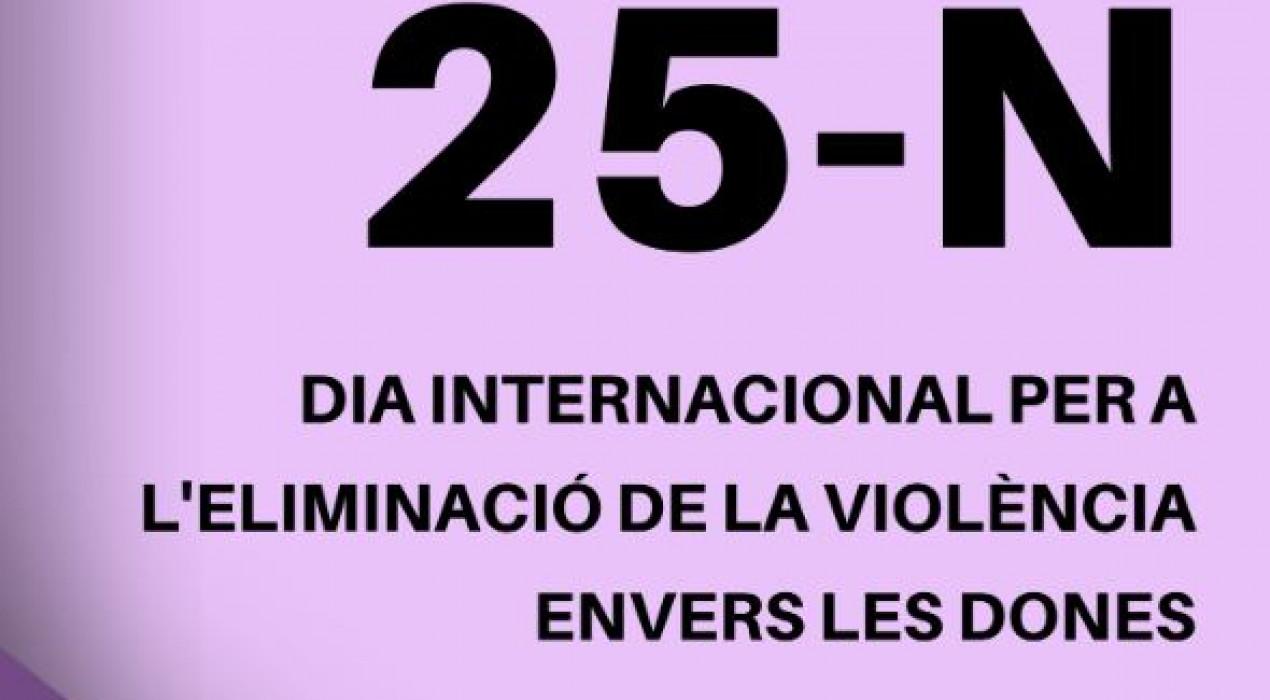 Lectura manifest 25N · Berga