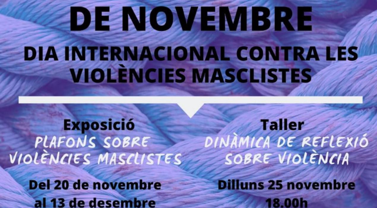 Taller: Dinàmica de reflexió sobre violència