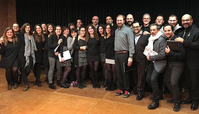 Concert de Nadal: Cor KantiKune @ Monestir de Sant Llorenç (GUARDIOLA DE BERGUEDÀ)