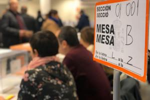 L'independentisme arrasa a les eleccions generals al Berguedà i recull el 72,6% dels vots