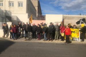 El berguedà Tomàs Sayes, citat a declarar per participar en el tall de la Jonquera