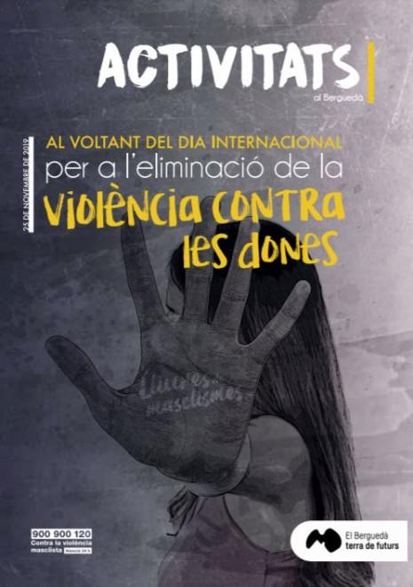 """Exposició fotogràfica i xerrada: """"Jo vaig sobreviure a la violència masclista"""" @ Cine Petit (GUARDIOLA DE BERGUEDÀ)"""