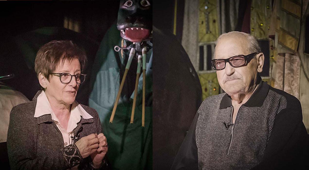 Berga homenatja Angelina Vilella i Josep Collado per la seva implicació en la Patum