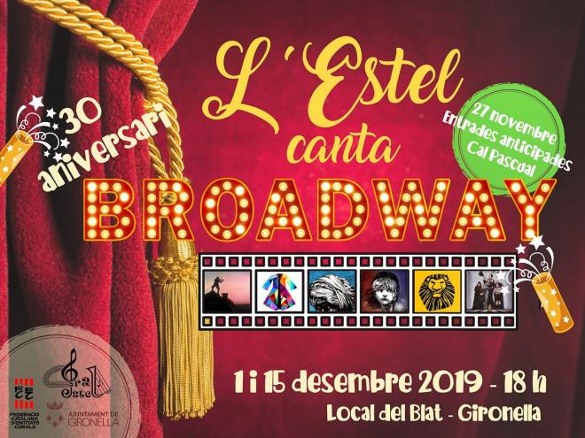Concert 30è Aniversari Coral Estel @ Local del Blat (GIRONELLA)