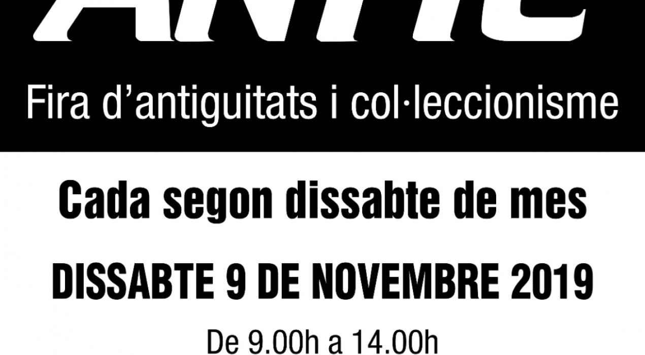 BERGA ANTIC · novembre 2019