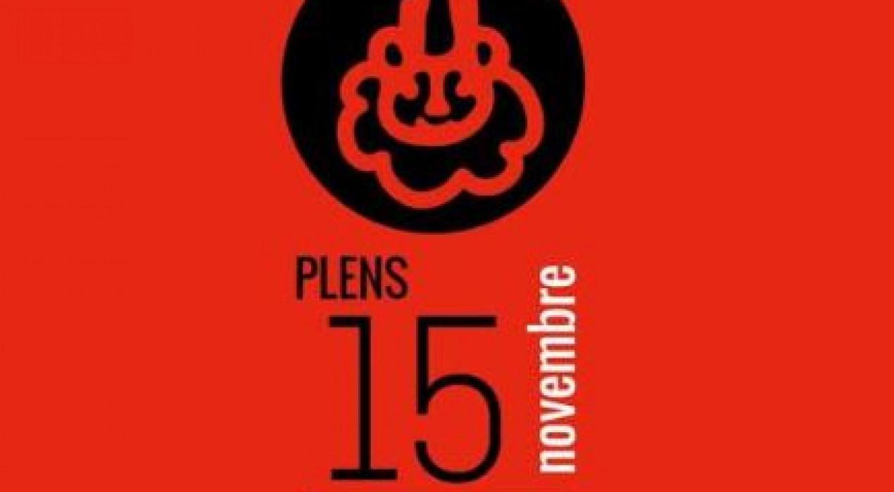 La comparsa del mes: els Plens