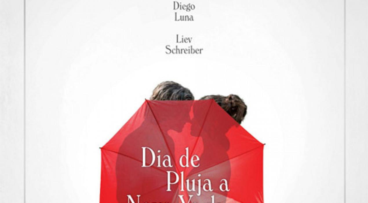 Cinema a Berga: DIA DE PLUJA A NOVA YORK