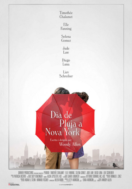 Cinema a Berga: DIA DE PLUJA A NOVA YORK @ Teatre Patronat de Berga