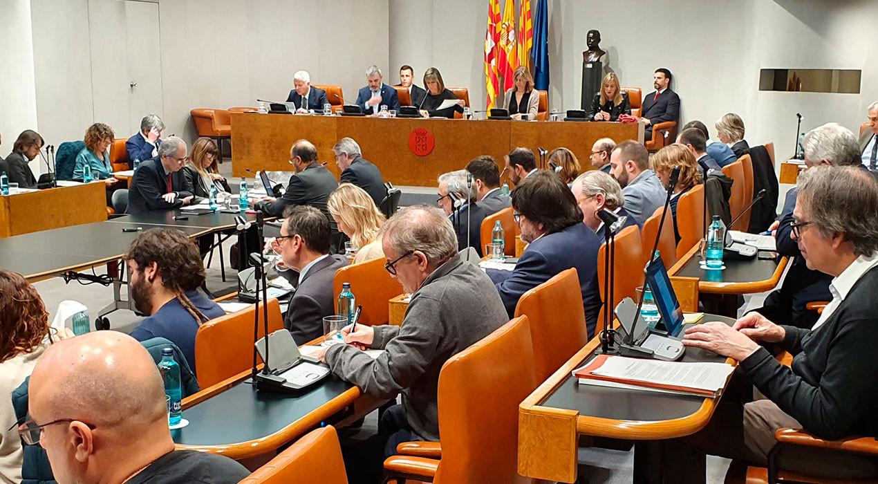 La Diputació de Barcelona també rebutja la incineradora de Cercs