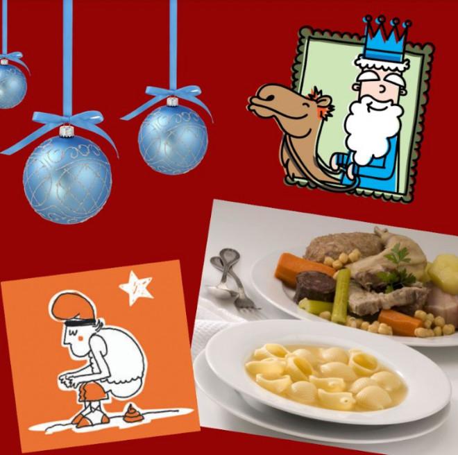 L'Hora del Conte: Escudella de contes de Nadal @ Biblioteca Ramon Vinyes i Cluet (BERGA)