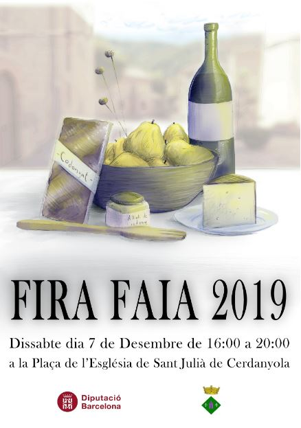 Fira Faia 2019 @ Sant Julià de Cerdanyola