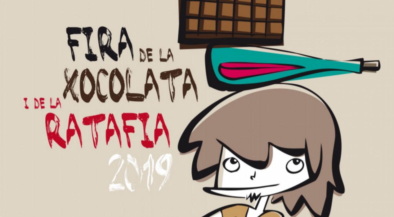 Fira de la Xocolata i de la Ratafia de Berga 2019