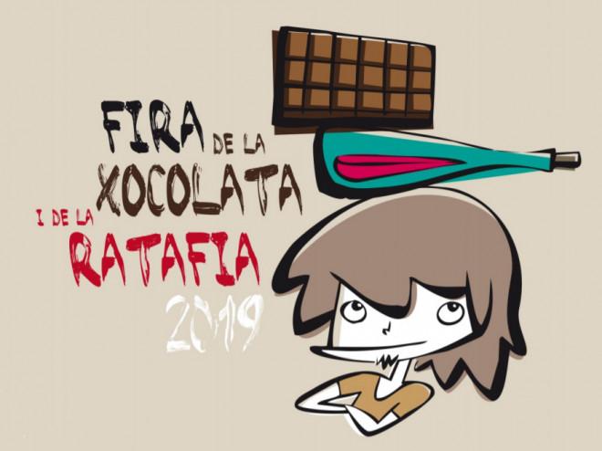 Fira de la Xocolata i de la Ratafia de Berga 2019 @ Berga