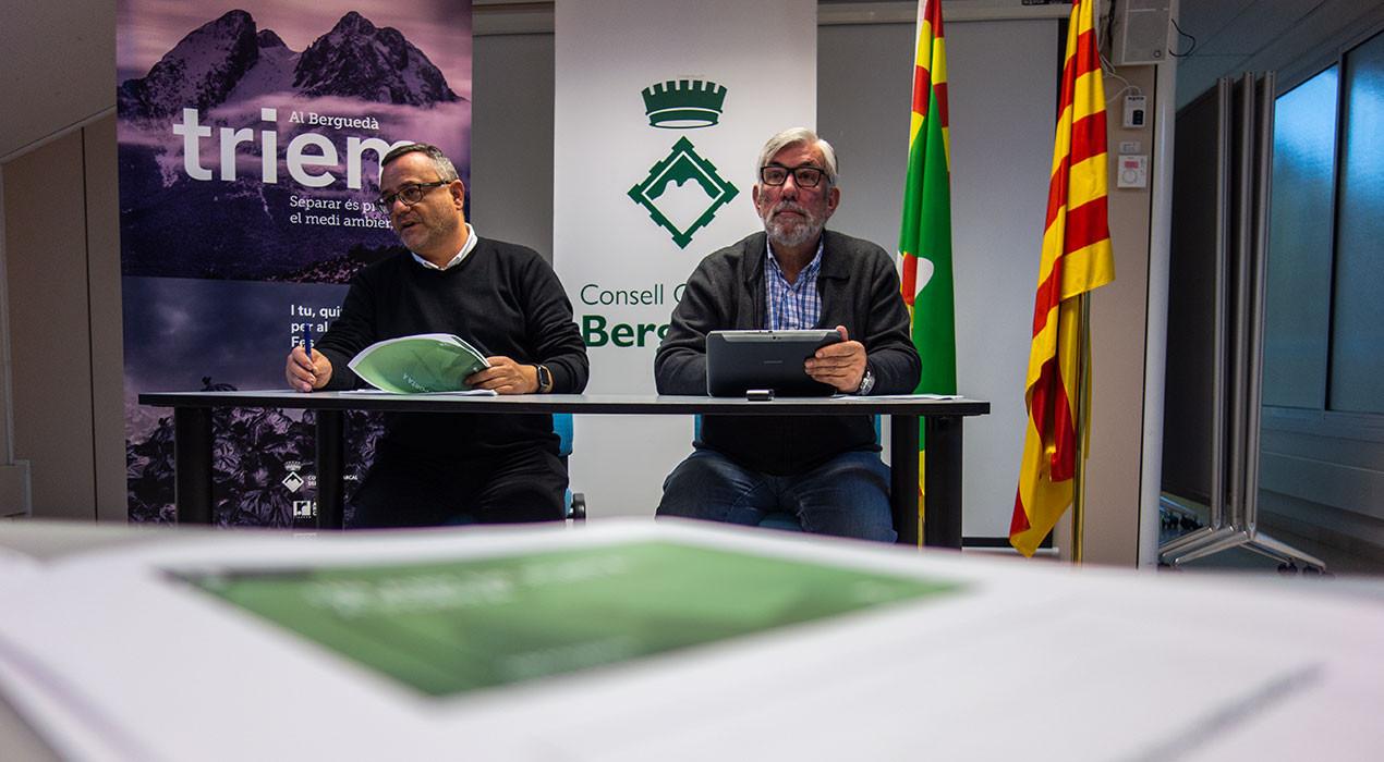 """El Consell Comarcal del Berguedà admet que els beneficis del porta a porta """"no es van explicar del tot bé"""""""