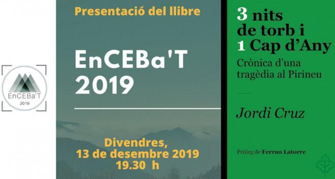 """Presentació llibre """"3 nits de torb i 1 de Cap d'Any"""" @ Biblioteca Ramon Vinyes i Cluet (BERGA)"""