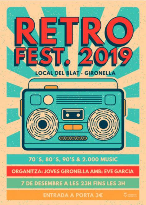 Retrofest @ Local del Blat (GIRONELLA)