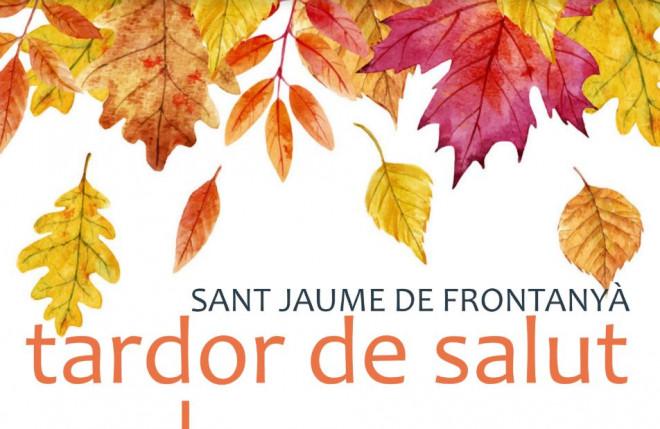 TALLERS d'ALIMENTACIÓ SALUDABLE: sopetes detox @ Sant Jaume de Frontanyà