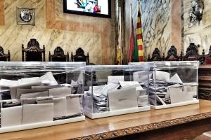 Berga vota destinar 30.000 euros del pressupost a la millora del Parc del Lledó