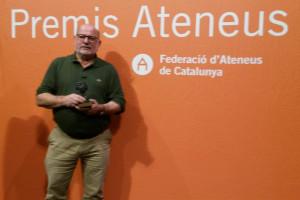 L'Associació Cultural Esplai de l'Ametlla de Merola, Premi Ateneus 2019 a la Creativitat Artística