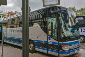 El transport públic del Berguedà recupera els horaris habituals a partir de dilluns que ve